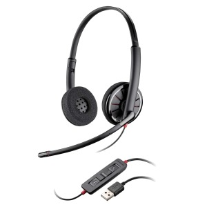 Casque Plantronics Silver