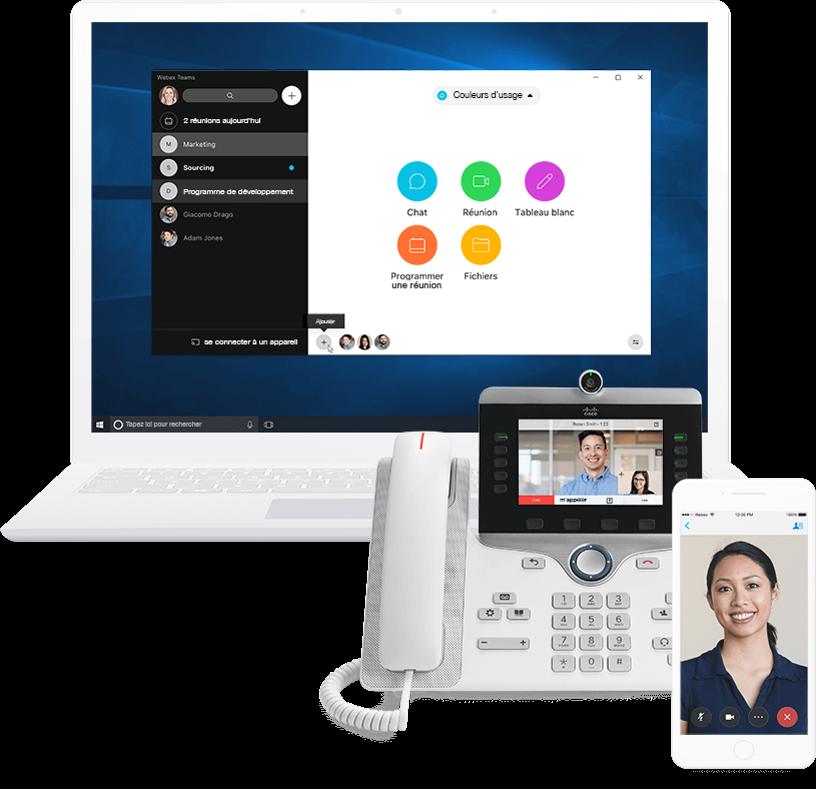 webex calling visioconference