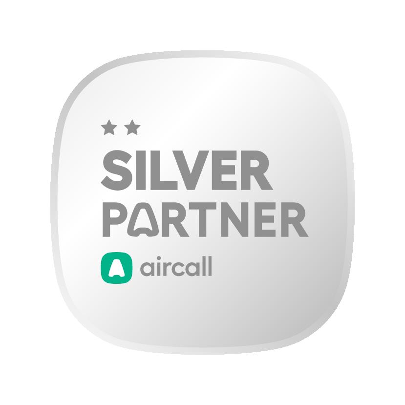 aircall silver partner